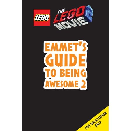 Keeping It Awesomer with Emmet (the Lego Movie 2: Guide with Emmet Minifigure) (Paperback) Mini Bunk Guide