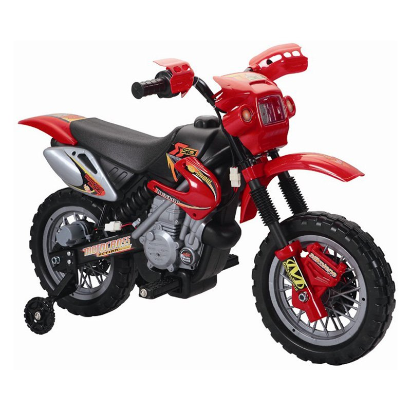 Dirt Bike Battery Powered Riding Toy