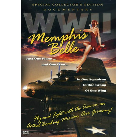 The Memphis Belle (DVD) (Southern Belle Movies)