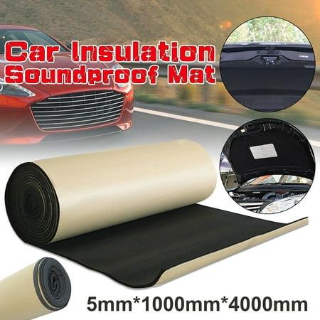 Sound Deadener Car Heat Shield Insulation Deadening Material Mat 36sqft