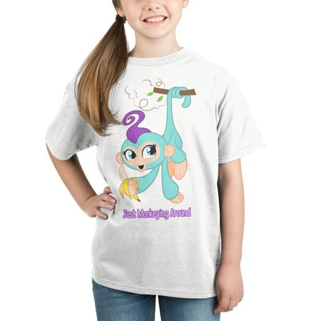 Fingerling Shirt Girls Graphic Tee Youth