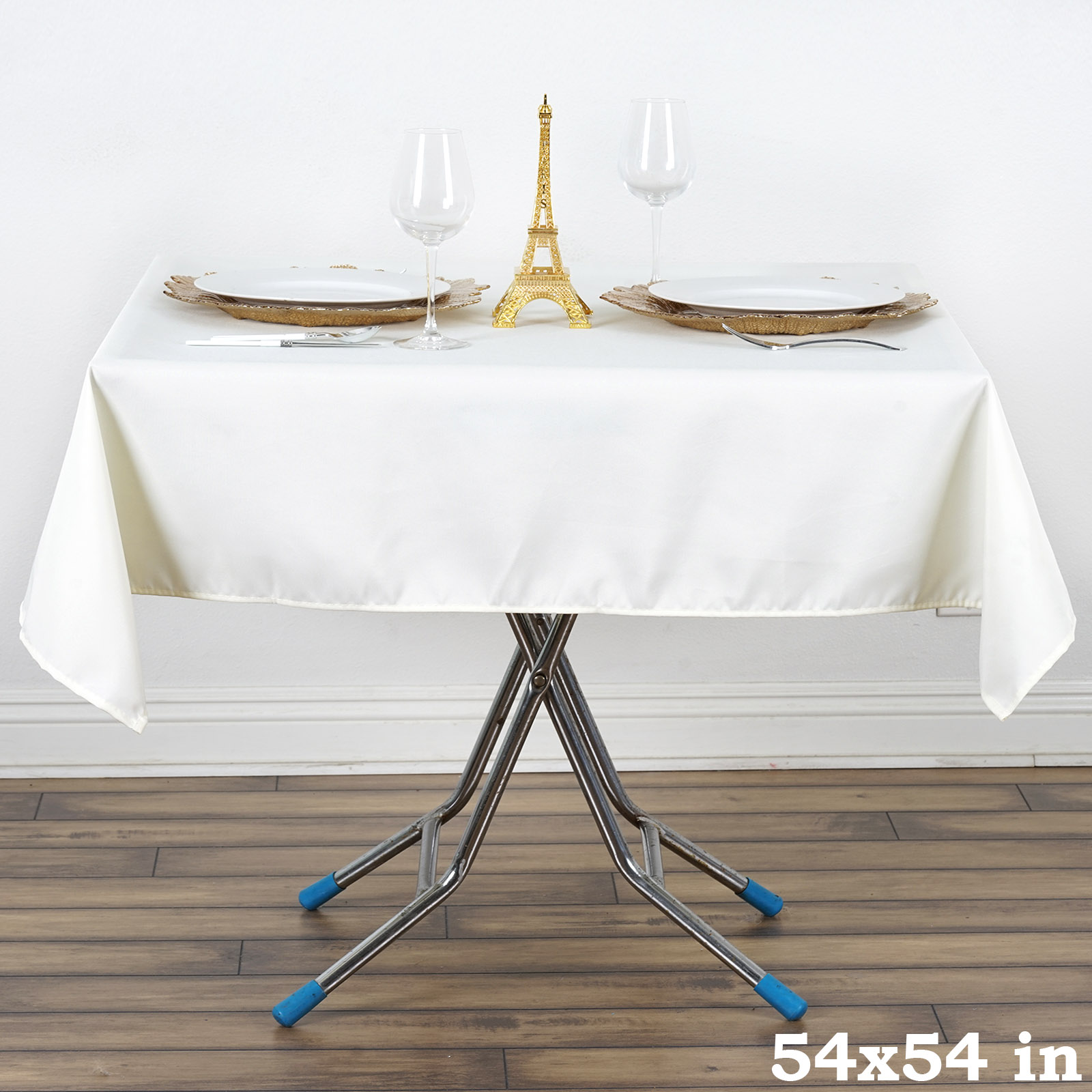 Efavormart Premium Heavy Duty Polyester Rectangle Tablecloth -Wrinkle Resistant for... by