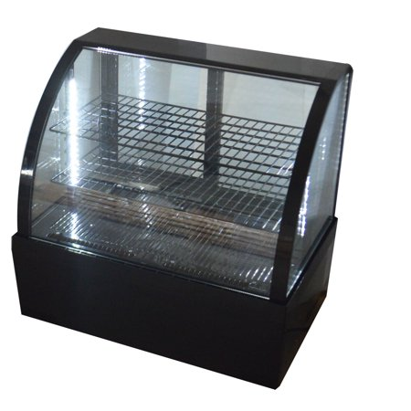 TECHTONGDA Commercial Countertop Refrigerated Cooling Display Case Cake Showcase Bakery