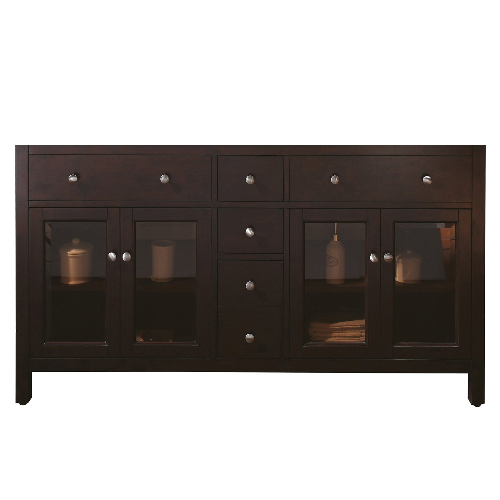 Avanity Lexington Light Espresso Traditional Bathroom Vanity