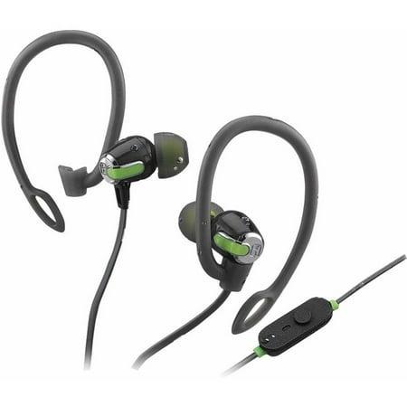 iHome Over-Ear 2-in-1 Sport Headphones with Microphone