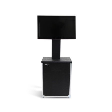User friendly Jelco Jelco Rotolift Mini Kiosk For 26 32 Flat Screen Display Recommended Item