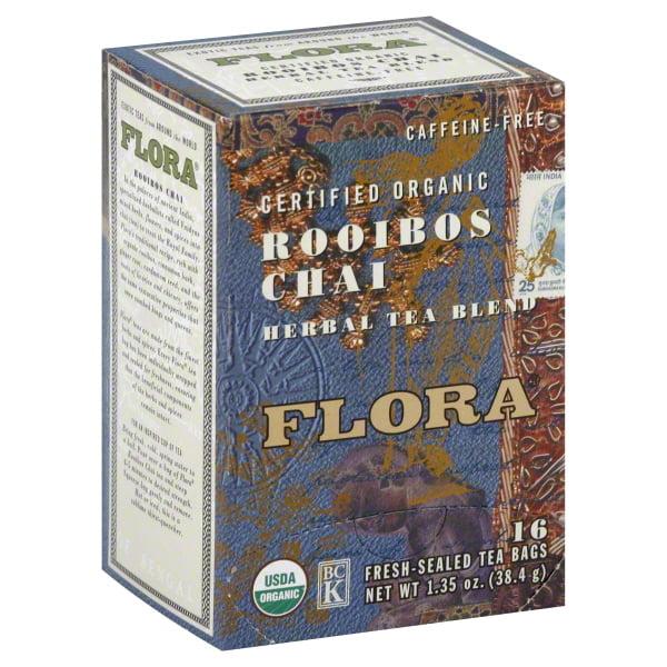 Flora Flora  Herbal Tea Blend, 16 ea