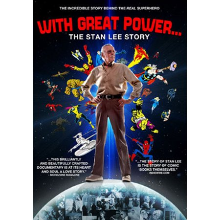 With Great Power: The Stan Lee Story - Stan The Man