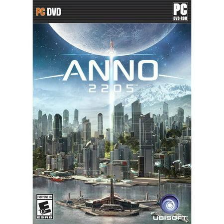 Image of Anno 2205 (PC)