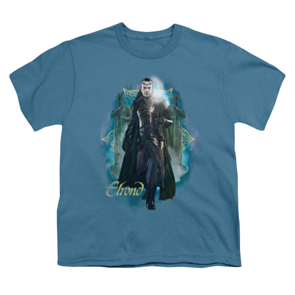 Hobbit Men's  Elrond T-shirt Slate