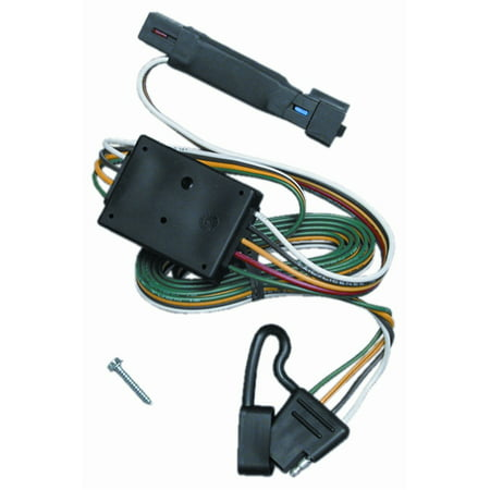 vehicle to trailer wiring harness connector for 91 96 jeep. Black Bedroom Furniture Sets. Home Design Ideas