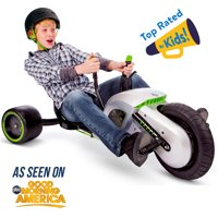 Deals on Huffy Electric Green Machine 24V Battery-Powered Ride On Trike