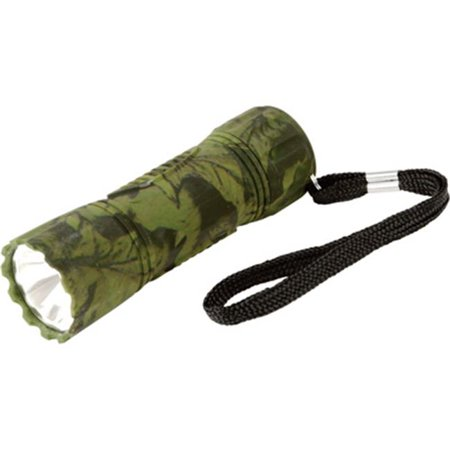 Camo Storm LED Flashlight - 62 Lumens - Model No. W2455