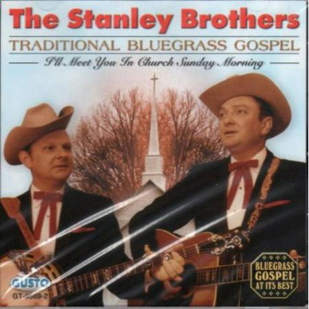 Traditional Bluegrass Gospel (CD)