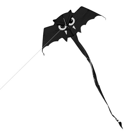Bats Flying (Cute Bat Kite for Kids and Adults Outdoor Sport Single Line Flying Kite with 30m Flying)