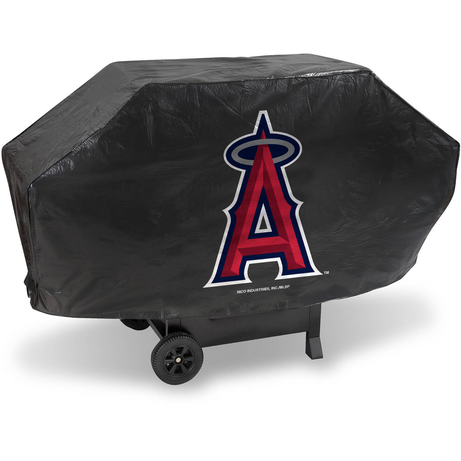 MLB Rico Industries Deluxe Grill Cover, Los Angeles Angels