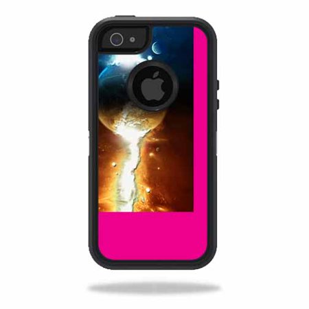 Mightyskins Protective Vinyl Skin Decal Cover for OtterBox Defender iPhone 5/5s/SE Case wrap sticker skins Sci Fi