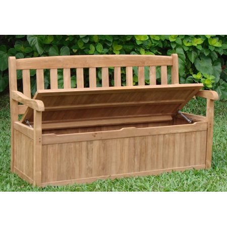 Wholesaleteak Outdoor Patio Grade A Teak Wood 5 Feet Bench