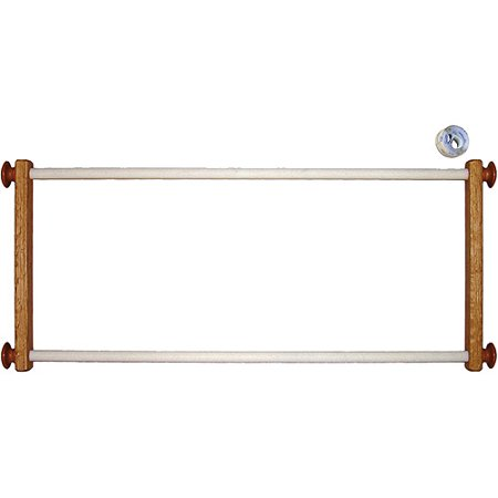 Oak E-Z Stitch Frame, 36