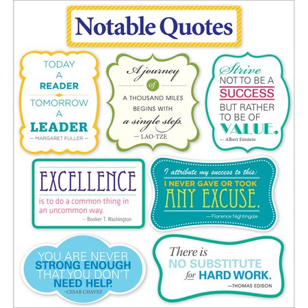 Notable Quotes Bulletin Board
