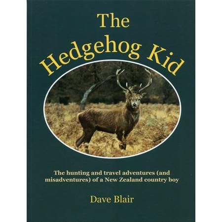The Hedgehog Kid - eBook - Hedgehog Kids