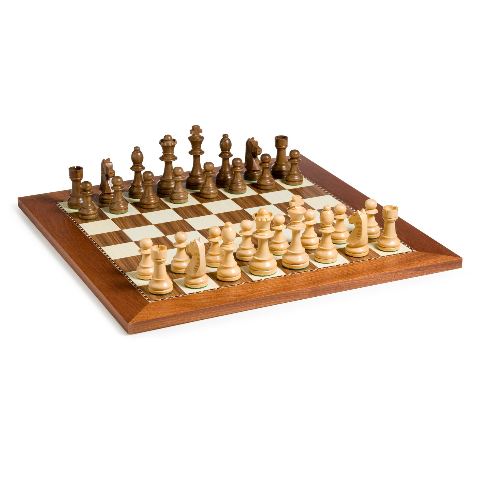 Classic Staunton Chess Set by Cambor Games