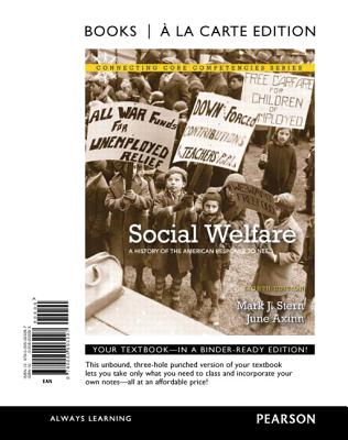 history of social welfare in the united states