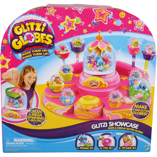 Moose Toys Aqua Globes Glitzi Globes Dome Maker and Display Unit