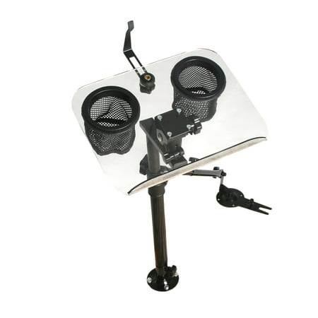 AA Products Auto Laptop Mount Truck Vehicle Netbook Stand Holder With Supporting Arm Kit (K005-A2)