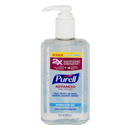 Upc 073852096316 Pack Of 24 Purell Advanced Hand Sanitizer