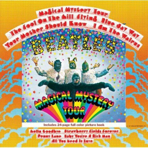 Magical Mystery Tour (Vinyl)