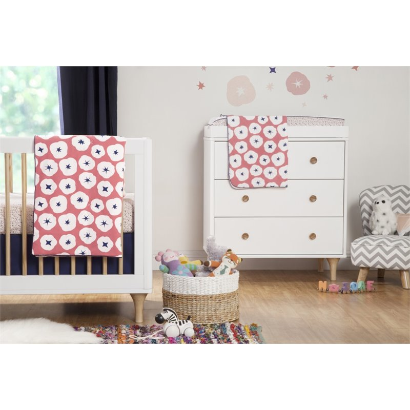 Babyletto In Bloom 6 Piece Crib Accessory Set