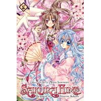 Sakura Hime: The Legend of Princess Sakura , Vol. 8