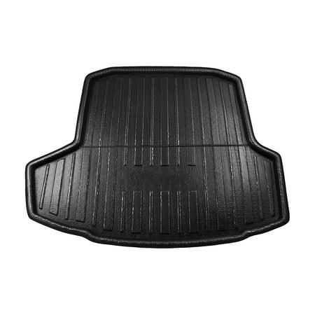 Car Rear Trunk Floor Mat Cargo Boot Liner Carpet for Skoda Octavia MK3 14-18 - image 1 de 3