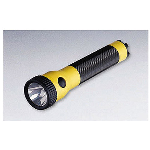 Streamlight PolyStinger, Flashlight with AC DC Steady Charger, Yellow by Streamlight
