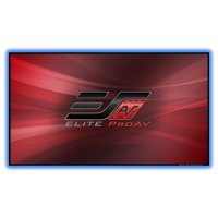 """Elite Screens AR120H-CLR Aeon CLR Series 120"""" Ultra-Short-Throw Projector Screen with StarBright CLR Material"""