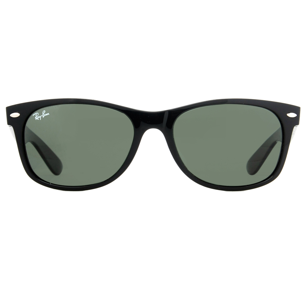Ray Ban Sunglasses Rb2132  ray ban men s new wayfarer rb2132 901l 55 black oval sunglasses