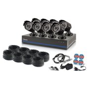 Swann security cameras swann tvi dvr security system 8 1080p cameras 2tb hd and 100 solutioingenieria Choice Image