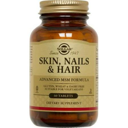 Skin Nails and Hair Solgar 120 Tabs