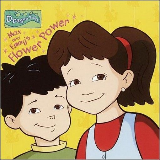 Max and Emmys Flower Power Dragon Tales Book 41180 by