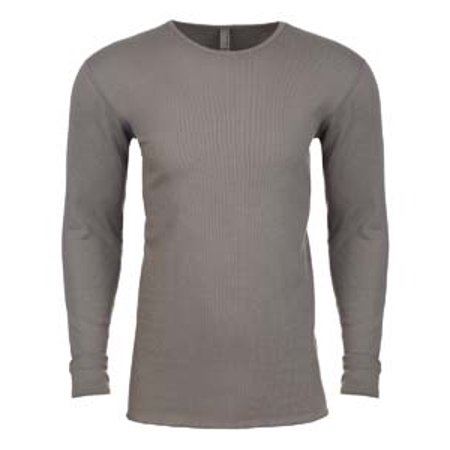 N8201 Nl 8201 Adult Ls Thermal Warm Gray M - image 1 of 1