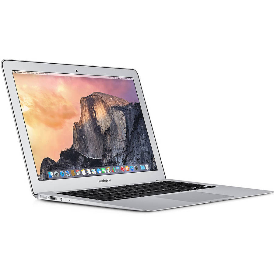 "Refurbished Apple Silver 13.3"" MacBook Air FJVG2LL/A with Intel Core i5 Dual-Core Processor, 4GB Memory, 256GB Flash Storage and Mac OS X"
