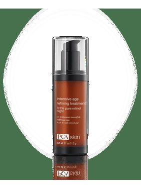 PCA Skin Intensive Age Refining Treatment: 0.5% pure retinol night 1 oz