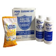 Blue Wave Chlorine Pool Winterizing Kit - Small to 7,500 Gallons