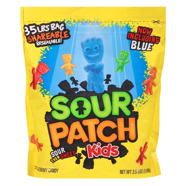 Product Of Sour Patch Kids 56 Oz Walmart Com Walmart Com