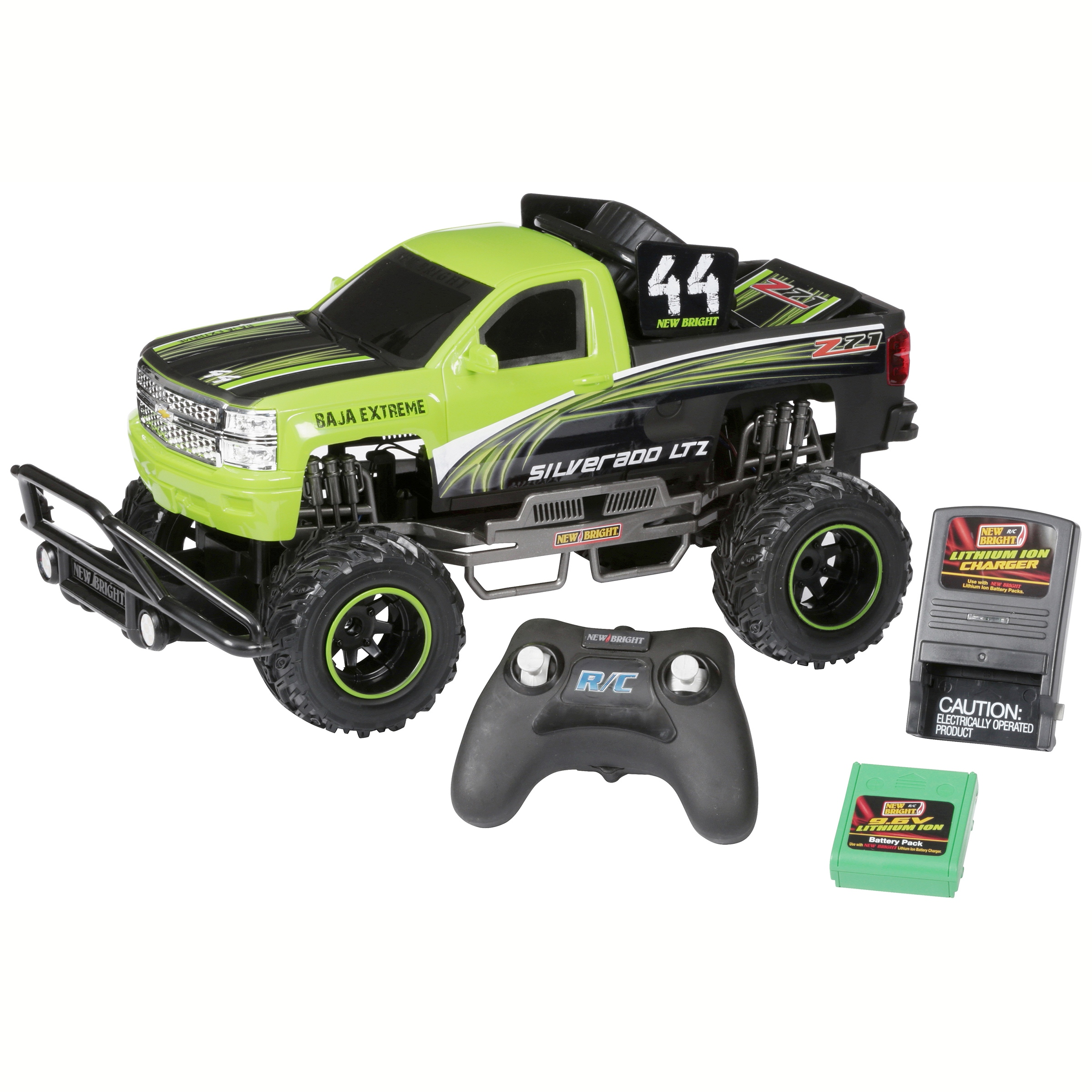 New Bright® R/C Baja Silverado™ RC Vehicle