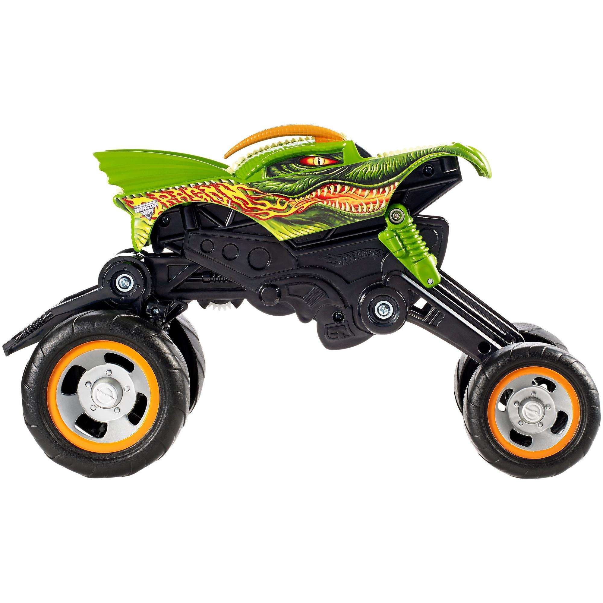 Hot Wheels Monster Jam Mega Air Jumper (Styles May Vary)