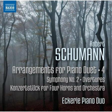 Arrangements for Piano Duet 4 (Contemporary Piano Arrangements)