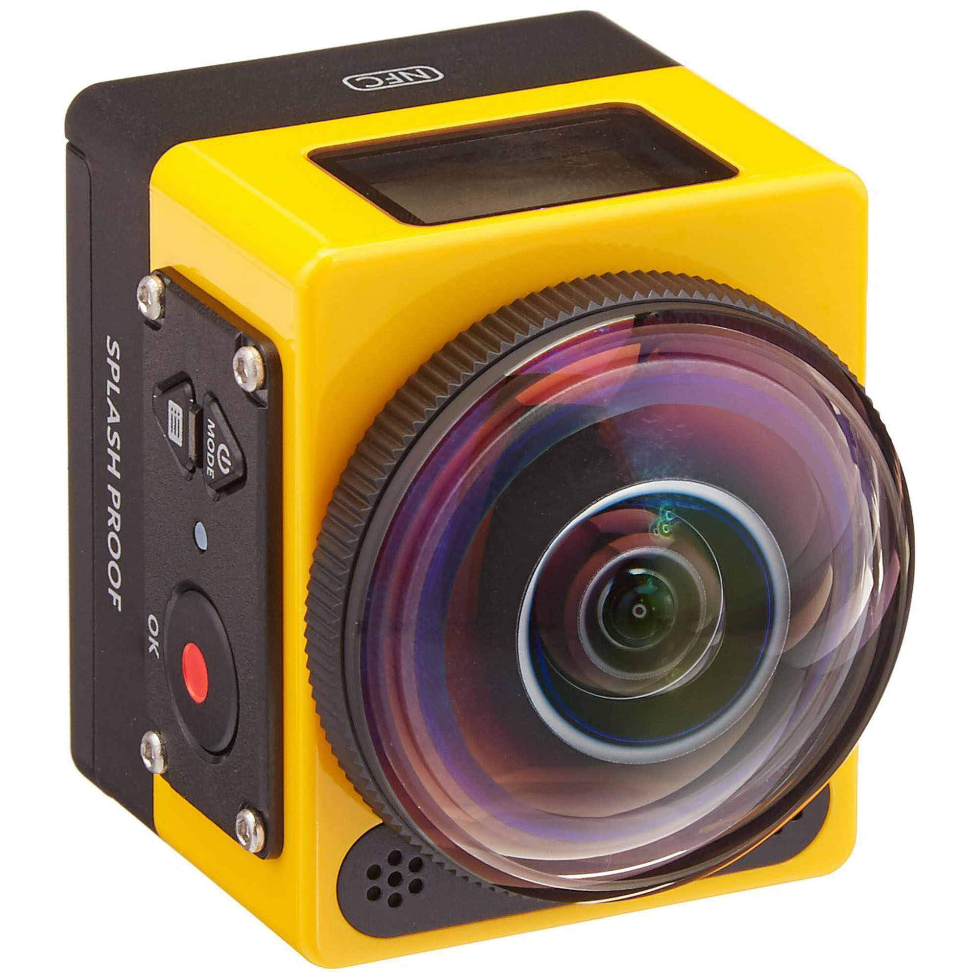 KODAK PIXPRO SP360 Action Cam Yellow