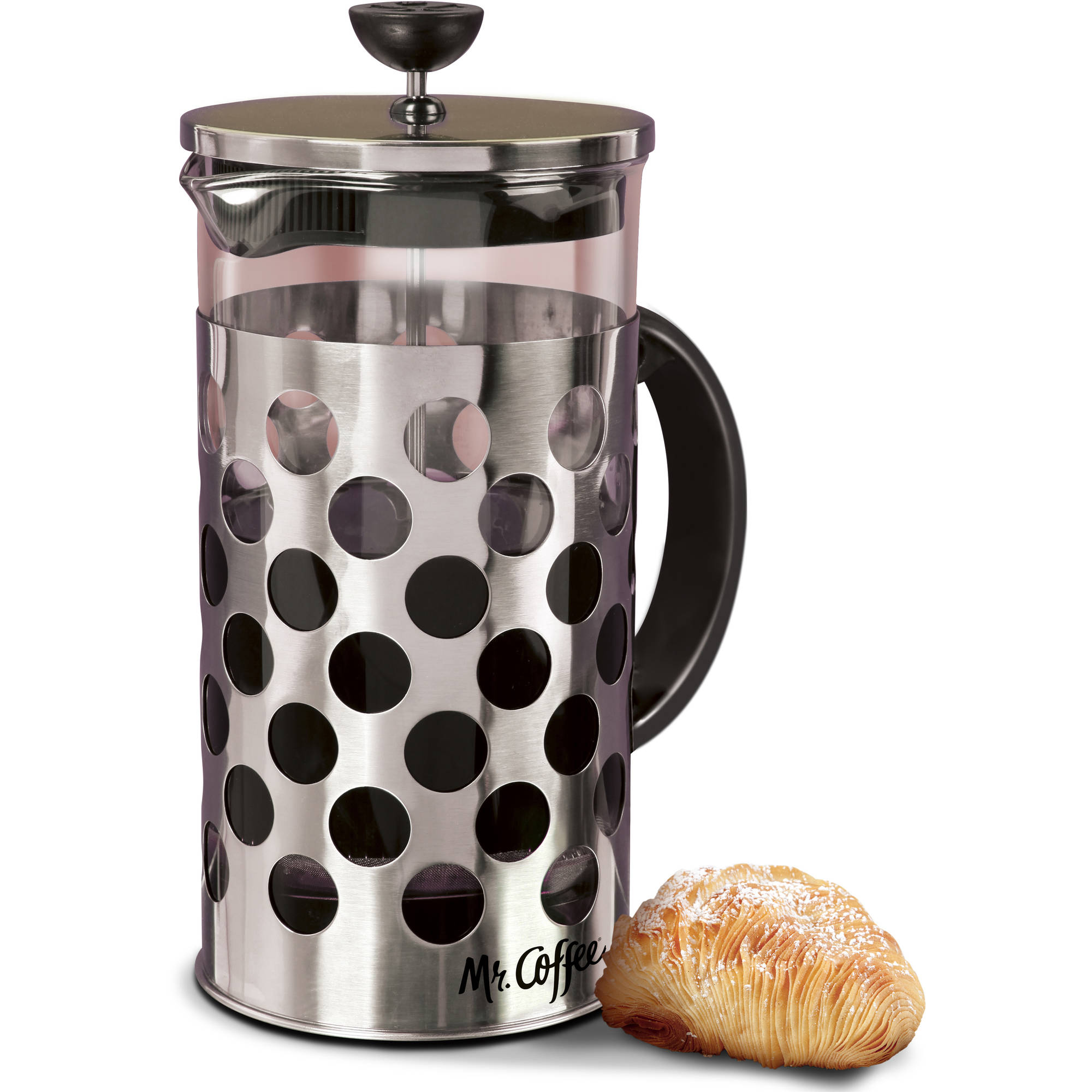 Mr Coffee Dot Brew 32 oz Coffee Press